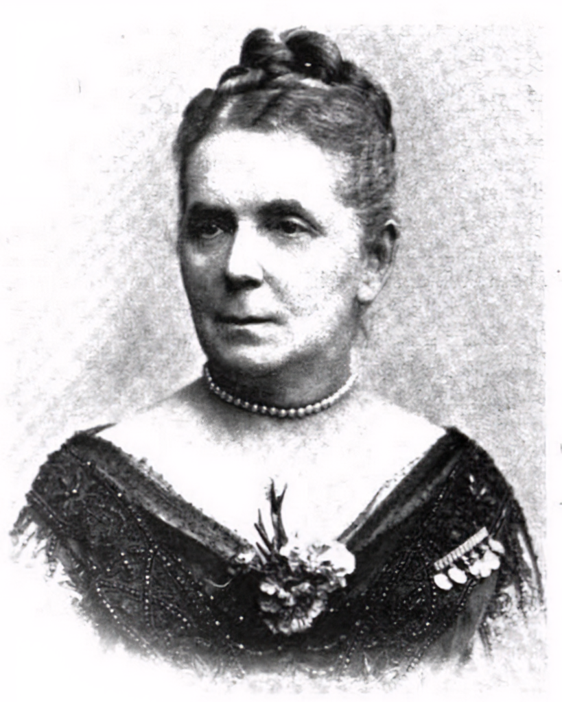 Mathilde Marchesi in 1897