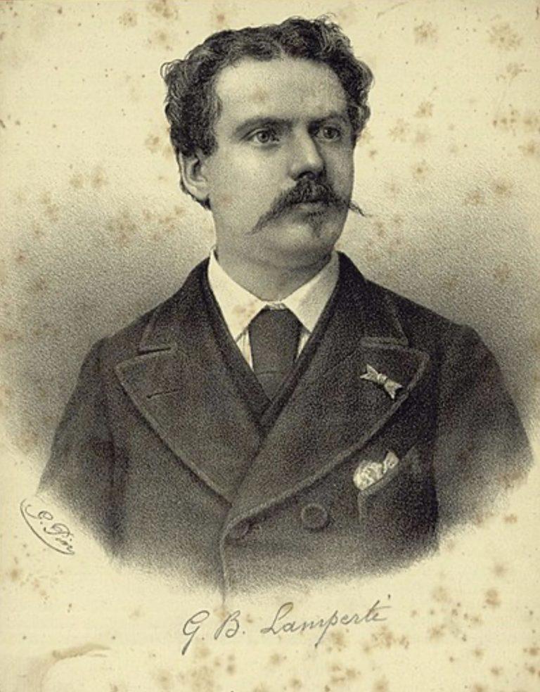 Giovanni Battista Lampereti